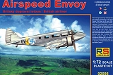 "RS MODELS 1/72 Airspeed Envoy ""export"""
