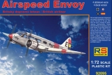 "RS MODELS 1/72 Airspeed Envoy ""Guerre d'Espagne"""