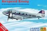 RS MODELS 1/72 Airspeed Envoy Slovaquie