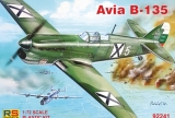 RS MODELS 1/72 Avia B135 Bulgarie