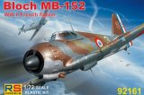 "RS MODELS 1/72 Bloch MB152 ""Bataille de France"""