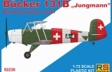 RS MODELS 1/72 Bücker Bü131B