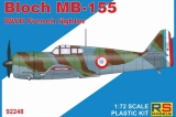 RS MODELS 1/72 Bloch MB155