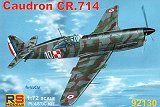 RS MODELS 1/72 Caudron CR714