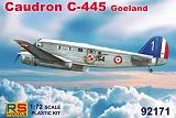 RS MODELS 1/72 Caudron C445 Goëland