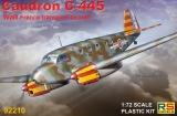 RS MODELS 1/72 Caudron C445 Vichy