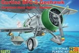 RS MODELS 1/72 Curtiss BFC2 Goshawk