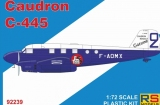 RS MODELS 1/72 Caudron C445 civil