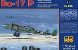 RS MODELS 1/72 Dornier Do17P