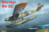 RS MODELS 1/72 Dornier Do22