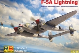 RS MODELS 1/72 Lockheed F5A Lightning