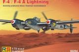 RS MODELS 1/72 Lockheed F4/F4A Lightning