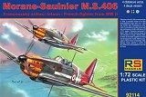 "RS MODELS 1/72 Morane-Saulnier MS406 ""Vichy"""