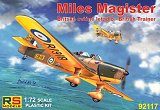 RS MODELS 1/72 Miles Magister