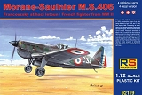 RS MODELS 1/72 Morane-Saulnier MS406 / D3800