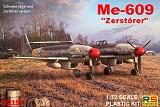 RS MODELS 1/72 Messerschmitt Me609 Zerstörer