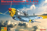 RS MODELS 1/72 Morane-Saulnier MS410