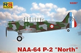 RS MODELS 1/72 North-American NAA64P2 North