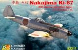 RS MODELS 1/72 Nakajima Ki87