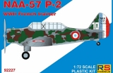 RS MODELS 1/72 North-American NAA57P2