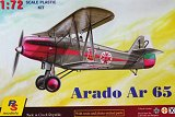 RS MODELS 1/72 Arado Ar65 Bulgarie