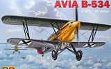 RS MODELS 1/72 Avia B534/IV Bulgarie