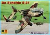 RS MODELS 1/72 De Schelde S21