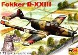 RS MODELS 1/72 Fokker DXXIII