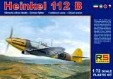 RS MODELS 1/72 Heinkel He112B
