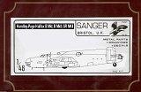 SANGER 1/48 Handley-Page Halifax MkI/II
