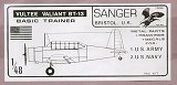 SANGER 1/48 Vultee BT13 Valiant