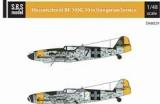 SBS 1/48 Messerschmitt Bf109G10 Hongrie