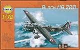 SMER 1/72 Bloch MB200