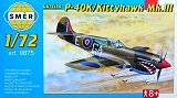 SMER 1/72 Curtiss P40K