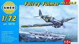 SMER 1/72 Fairey Fulmar MkI/II