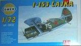 SMER 1/72 Polikarpov I-153