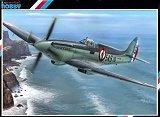 SPECIAL HOBBY 1/48 Supermarine Seafire MkXV Aéronavale
