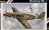 SPECIAL HOBBY 1/72 North-American Mustang MkI