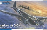 SPECIAL HOBBY 1/48 Junkers Ju88C4