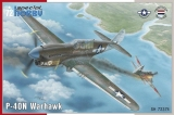 SPECIAL HOBBY 1/72 Curtiss P40N