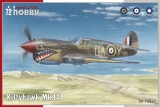 SPECIAL HOBBY 1/72 Curtiss Kittyhawk MkIA