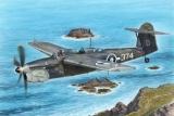 SPECIAL HOBBY 1/72 Fairey Barracuda MkII