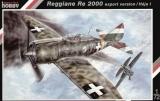 SPECIAL HOBBY 1/72 Reggiane Re2000 / Heja I