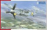 SPECIAL HOBBY 1/72 Messerschmitt Bf109G6 Finlande