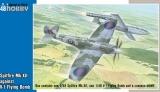 SPECIAL HOBBY 1/48 Supermarine Spitfire MkXII et V1