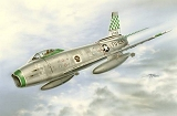 SPECIAL HOBBY 1/72 North-American F86H Sabre Dog