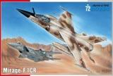 SPECIAL HOBBY 1/72 Dassault Mirage F1CR