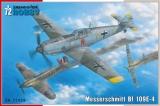 SPECIAL HOBBY 1/72 Messerschmitt Bf109E4