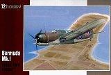 SPECIAL HOBBY 1/72 Brewster Bermuda MkI