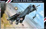 SPECIAL HOBBY 1/72 Junkers Ju87A Legion Condor